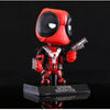 2018 X-men Deadpool Figure Q Version PVC Action Figure Toy Shake Head Dolls Model