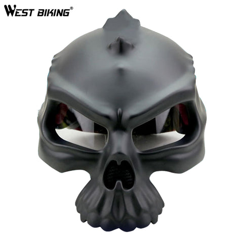 WEST BIKING Double-Sided Wearable Cycling Helmet Skeleton Helmets With Brim MTB Bicycle Ultra-light Outdoor Sport Safety Helmet