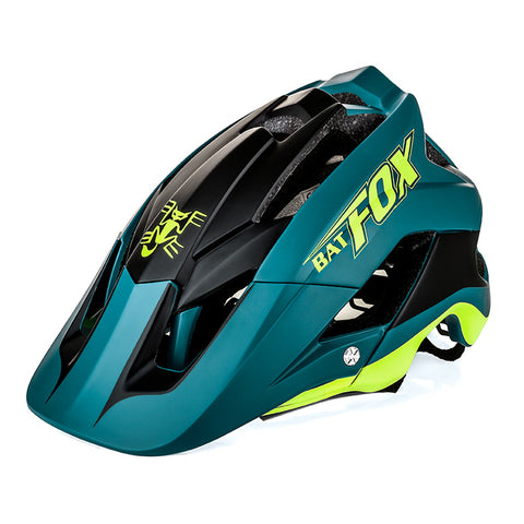 BATFOX Women Men Cycling Helmet Bicycle Helmet MTB Bike Mountain Road Bicycle Casco Ciclismo Capacete F659