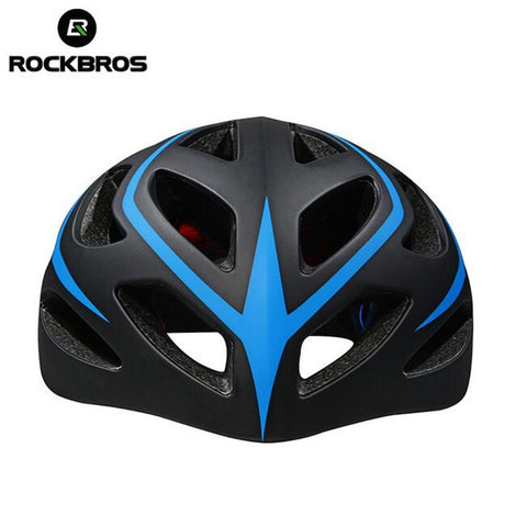 Rockbros Bicycle Helmet Ultralight Triathlon Cycling Safety Helmet MTB Mountain Road Outdoor Sport Bike Helmet Casco Ciclismo