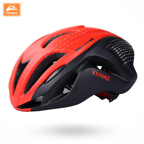 VEOBIKE 2018 HOT Men EPS Super Light Cycling Helmet Sport Protect Road Bike Bicycle Integrally-molded BTM bicycle equipment case