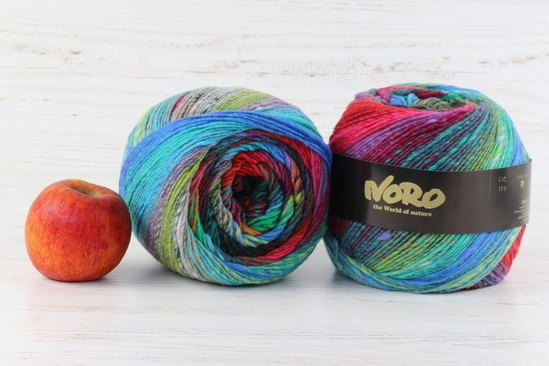 Do you love knitting with Noro yarns?