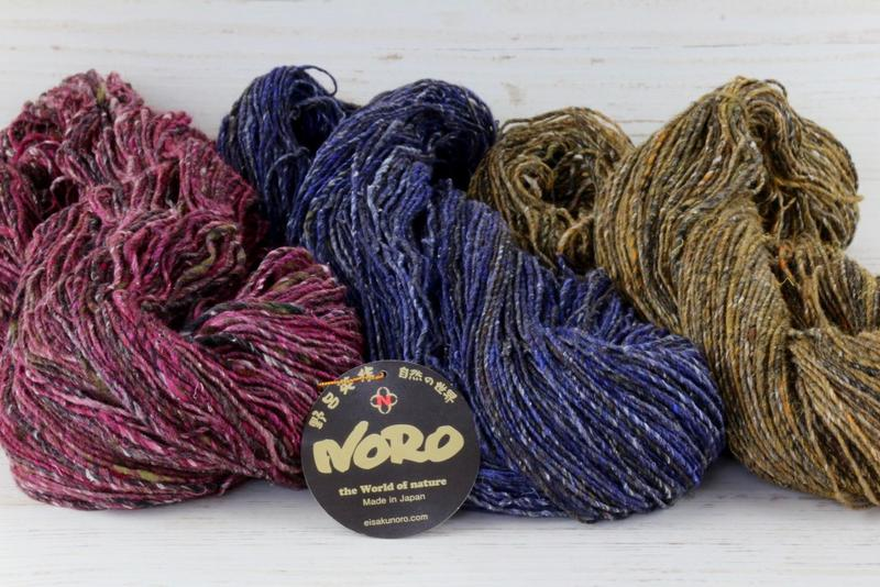 Even more fun with Noro yarns!