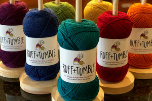 RUFF+TUMBLE Has Arrived!