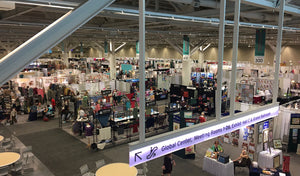 Izzy Knits' Take-aways from the 2018 National NeedleArts Trade Show