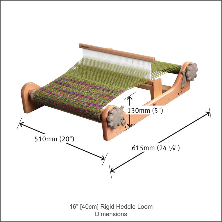 "16"" Rigid Heddle Loom from Ashford"