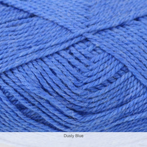 Izzy Knits RUFF+TUMBLE DK in Dusty Blue