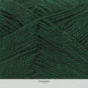 Izzy Knits RUFF+TUMBLE DK in Evergreen