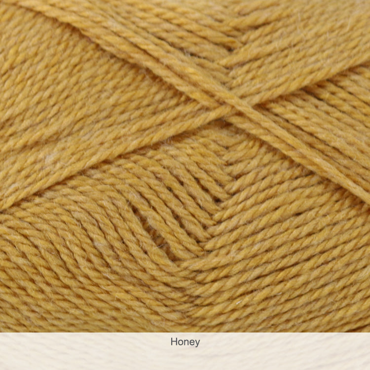Izzy Knits RUFF+TUMBLE DK in Honey