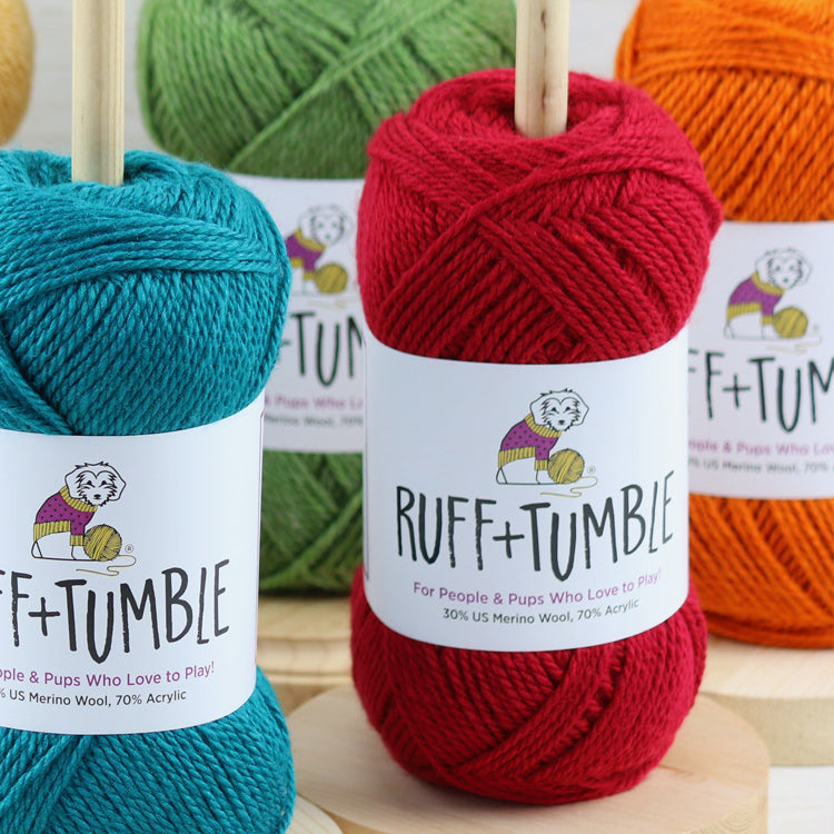 Ruff + Tumble DK Yarn - Exclusive to Izzy Knits