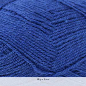 Izzy Knits RUFF+TUMBLE DK in Royal Blue