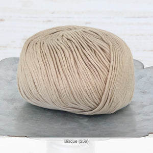 Jo Sharp's Soho Summer Cotton DK Yarn in Bisque (256)