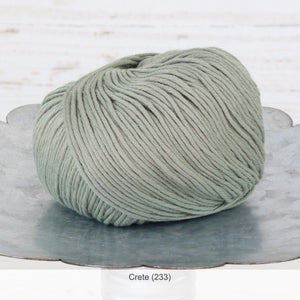 Jo Sharp's Soho Summer Cotton DK Yarn in Crete (233)