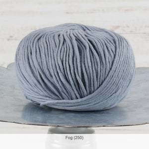 Jo Sharp's Soho Summer Cotton DK Yarn in Fog (250)