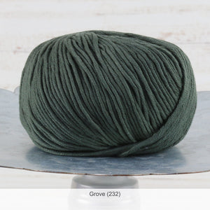 Jo Sharp's Soho Summer Cotton DK Yarn in Grove (232)