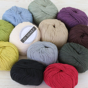 Jo Sharp's Soho Summer Cotton DK Yarn