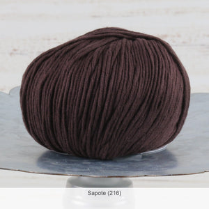 Jo Sharp's Soho Summer Cotton DK Yarn in Sapote (216)