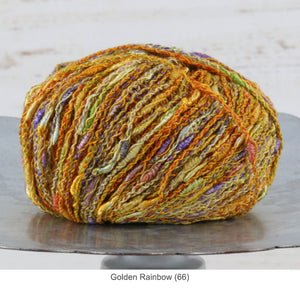 Trendsetter Yarn's Worsted Cin Cin in Golden Rainbow (66)
