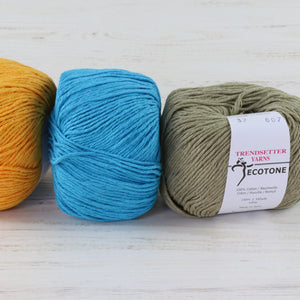 Trendsetter's Worsted Ecotone Yarn