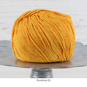 Trendsetter's Worsted Ecotone Yarn in Sunshine (5)