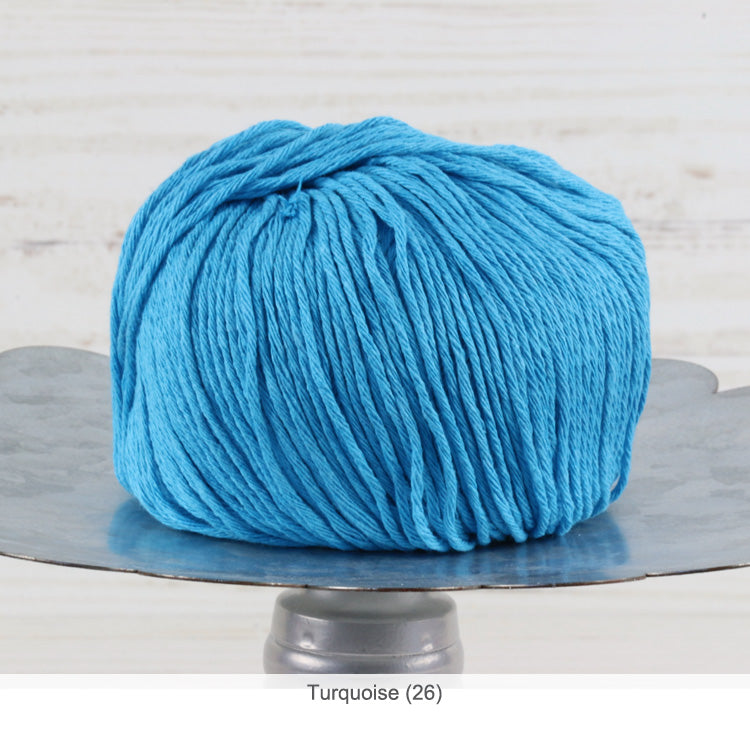 Trendsetter's Worsted Ecotone Yarn in Turquoise (26)