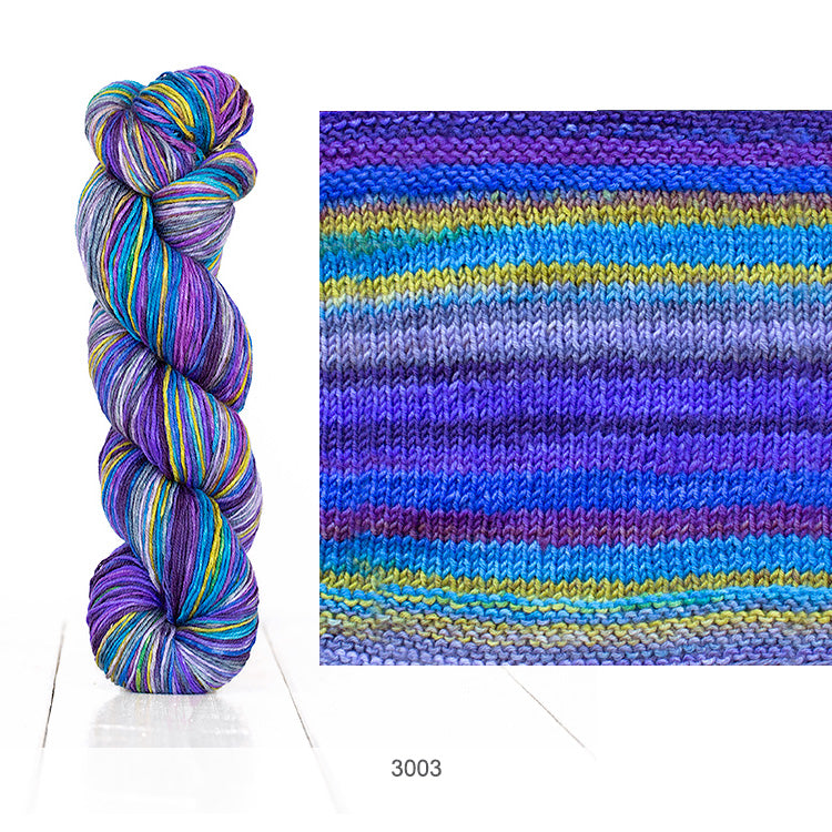 Urth Yarn's Uneek Fingering in Color 3003