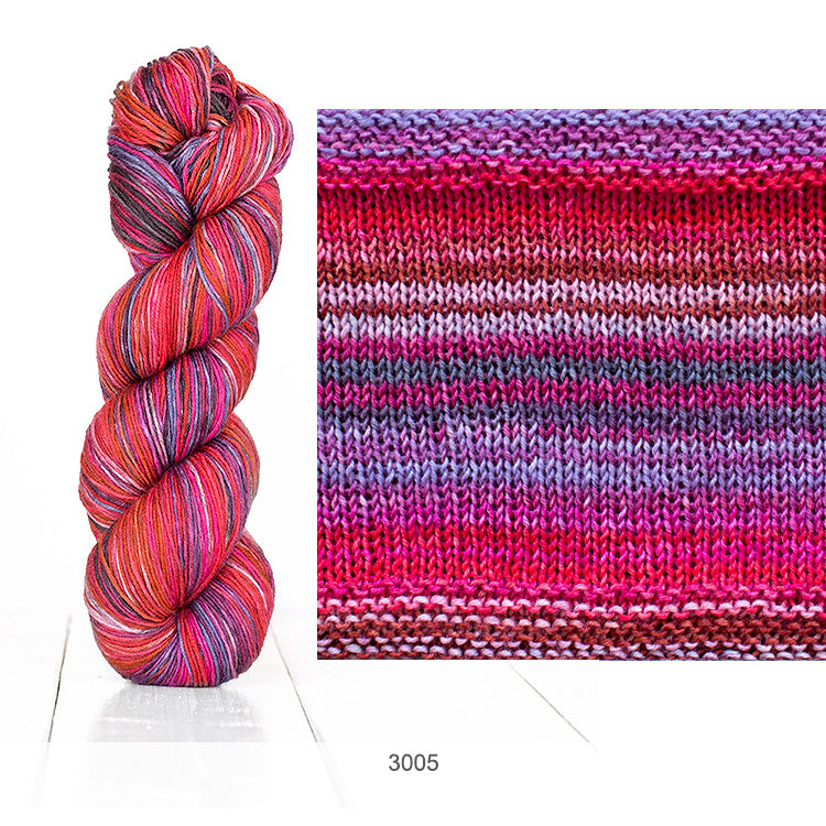 Urth Yarn's Uneek Fingering in Color 3005
