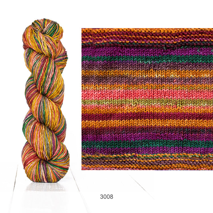 Urth Yarn's Uneek Fingering in Color 3008