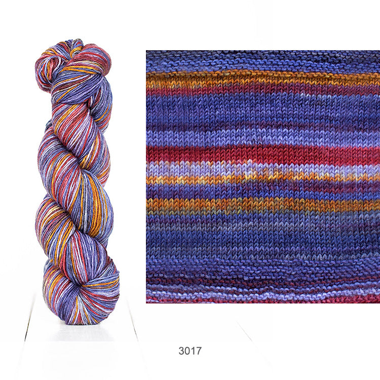 Urth Yarn's Uneek Fingering in Color 3017