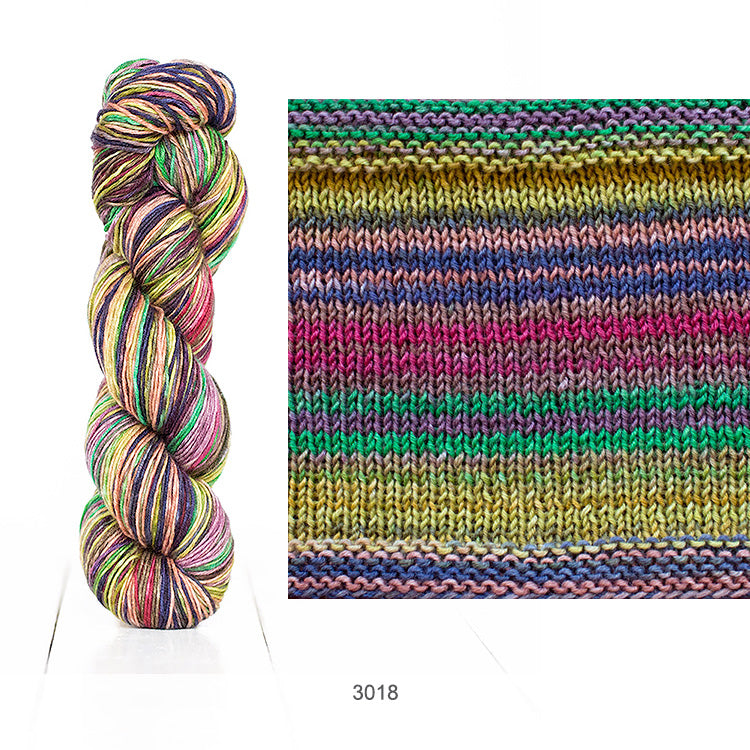 Urth Yarn's Uneek Fingering in Color 3018