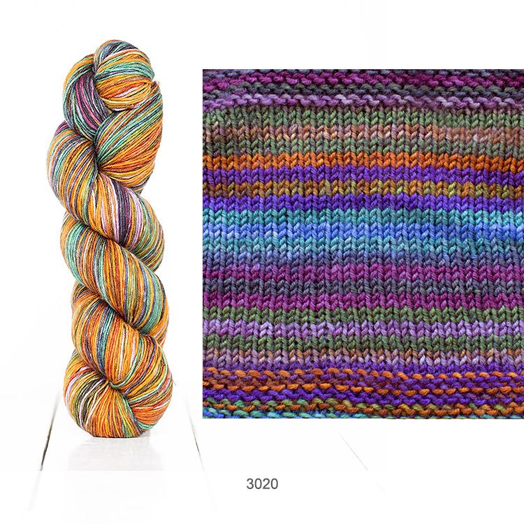 Urth Yarn's Uneek Fingering in Color 3020
