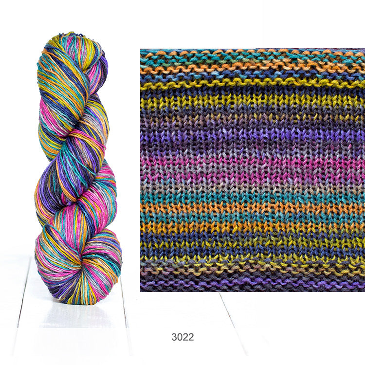 Urth Yarn's Uneek Fingering in Color 3022