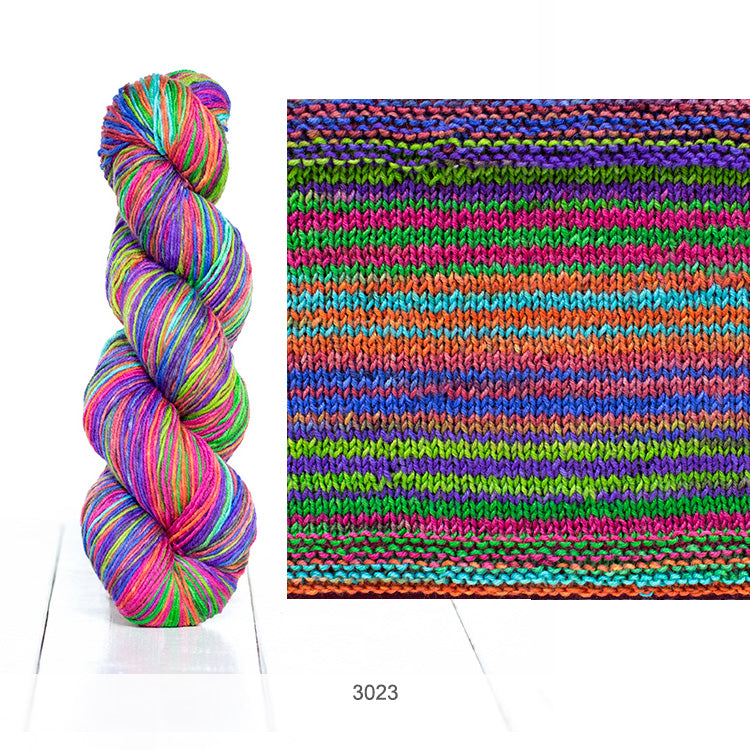 Urth Yarn's Uneek Fingering in Color 3023