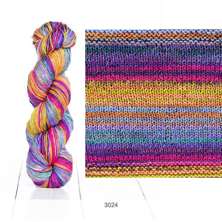 Urth Yarn's Uneek Fingering in Color 3024