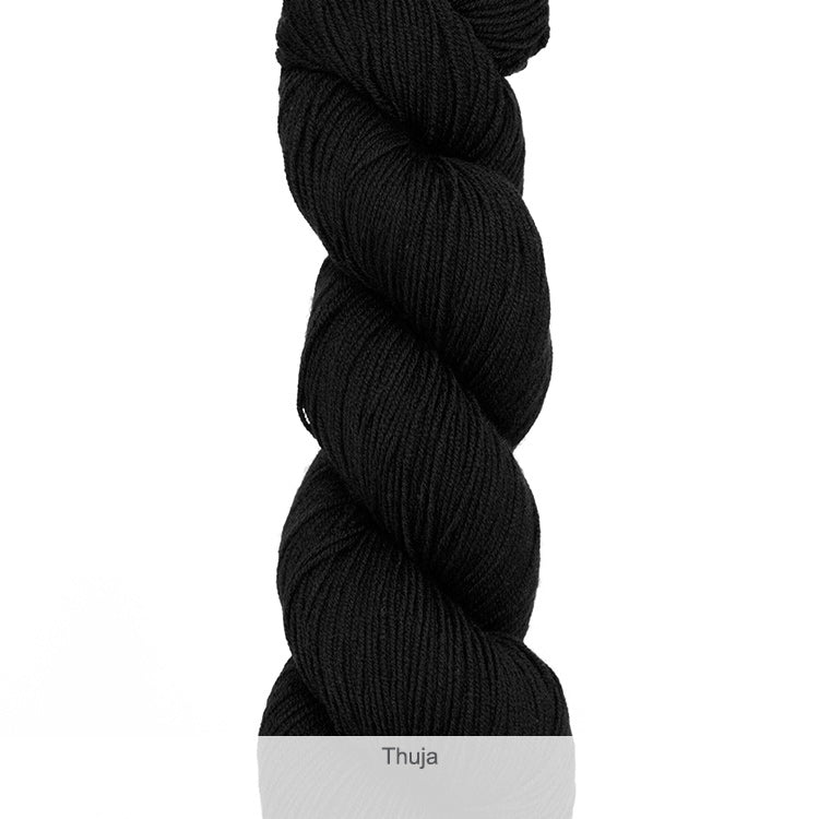 Urth Yarn's Harvest Fingering 100% Extrafine, Superwash Merino Yarn - Thuja