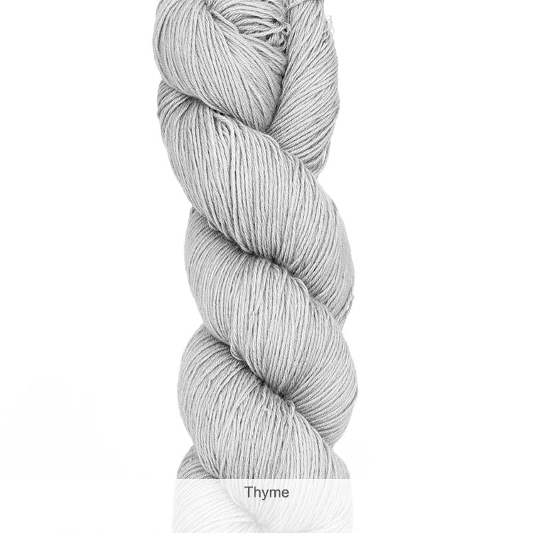 Urth Yarn's Harvest Fingering 100% Extrafine, Superwash Merino Yarn - Thyme