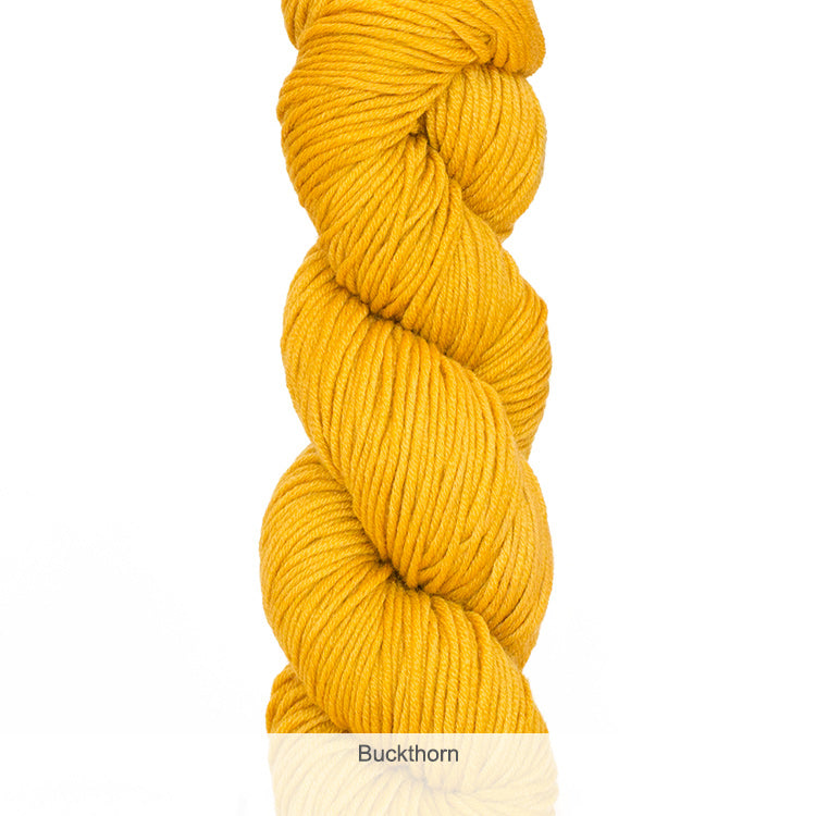Urth Yarn's Harvest Worsted 100% Extrafine, Superwash Merino Yarn - Buckthorn