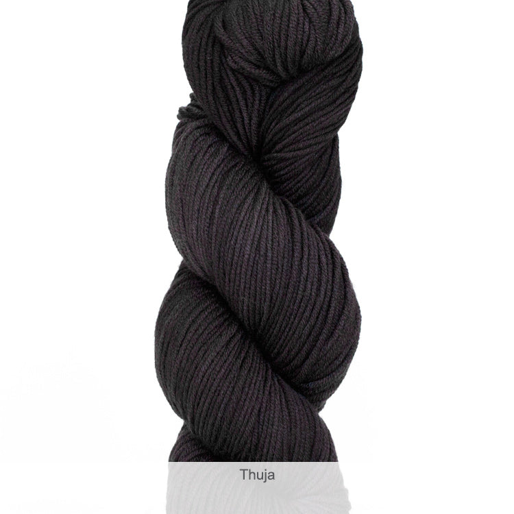 Urth Yarn's Harvest Worsted 100% Extrafine, Superwash Merino Yarn - Thuja