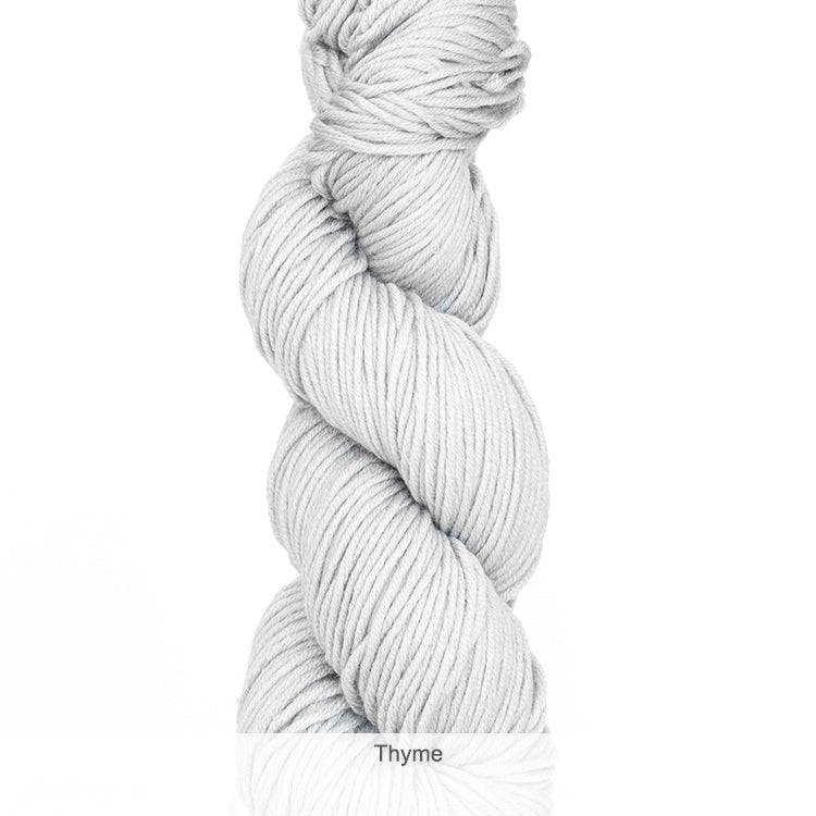 Urth Yarn's Harvest Worsted 100% Extrafine, Superwash Merino Yarn - Thyme