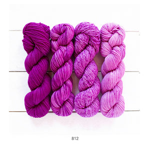 Merino Gradient Kit from Urth Yarns, Fingering, Colorway 812