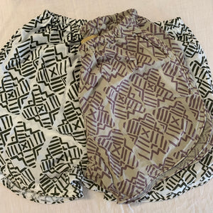Bebe Knit Shorts - Sea