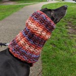 Greyhound Ombre Dog Snood