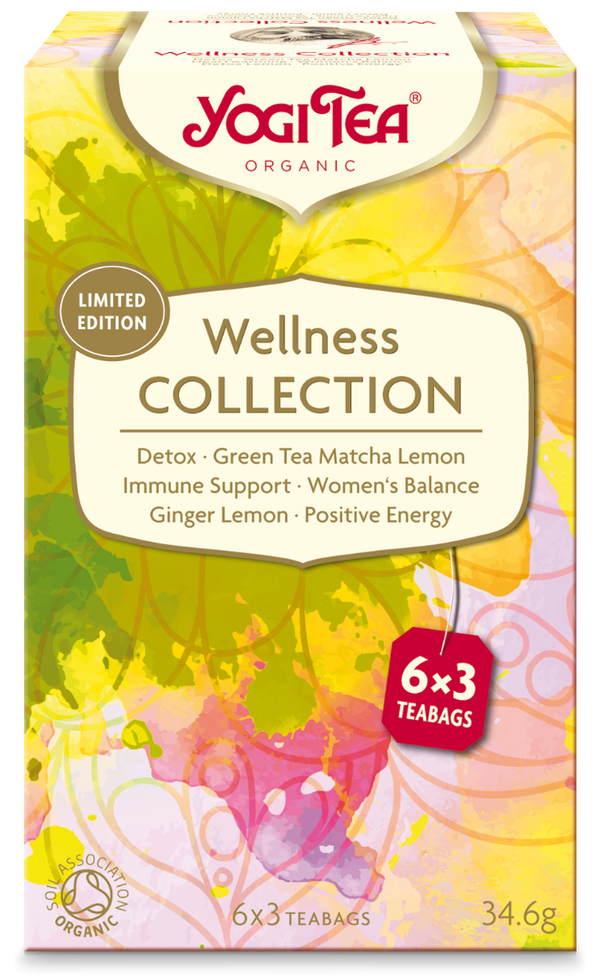 Yogi Tea Wellness collection