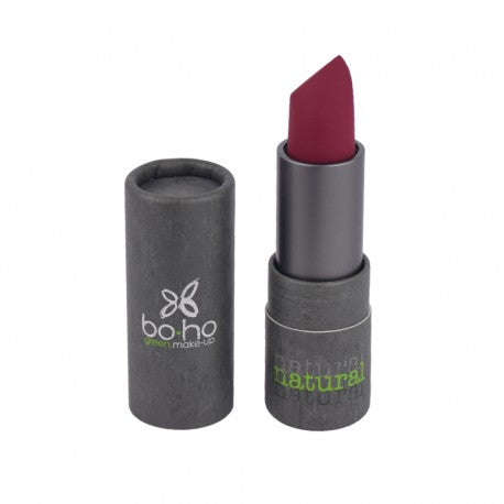 ROUGE À LÈVRES BIO Mat transparent 309 Figue BOHO