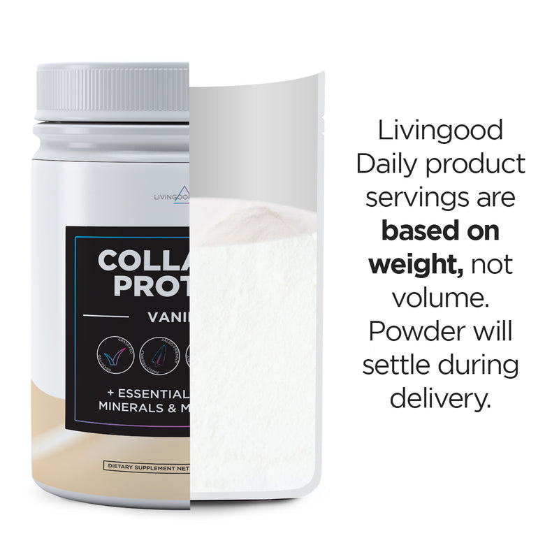 Livingood Daily Collagen Protein - Vanilla