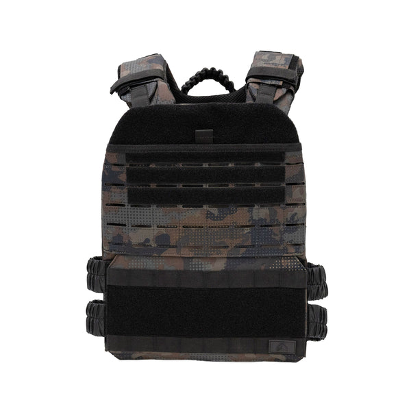Weighted Vest Camo Forest