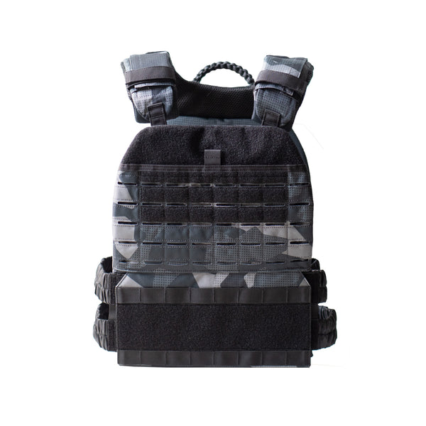 Weighted Vest Camo Polar
