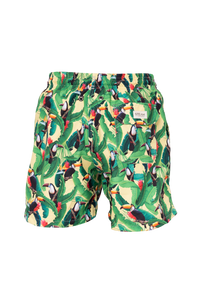Toucan Yellow Swim Trunks