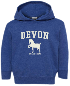 Blue 84 Toddler Hooded Sweatshirt- Blue