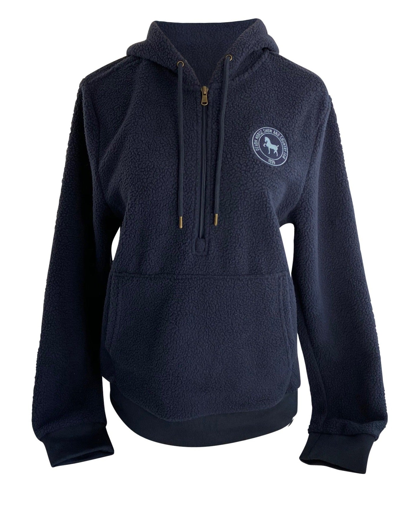 NEW!  Champion Hooded Sherpa Fleece